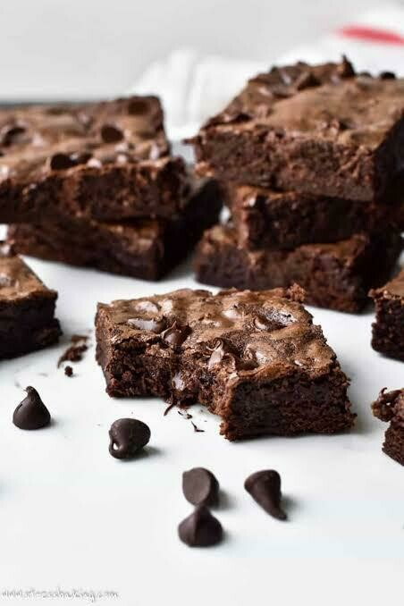 Double Chocolate Brownies (16pcs)