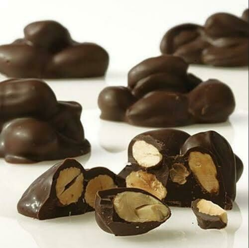 Chocolate Roasted Almond Rocks (500gms/25pcs)