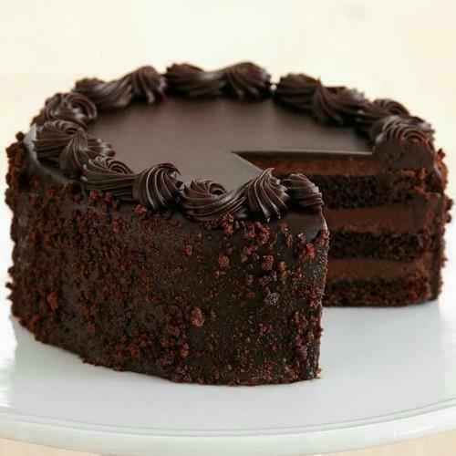 Chocolate Indulgence - Cake (500gms)