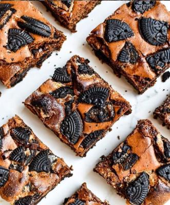 Chocolate Oreo Brownies (16 pcs)