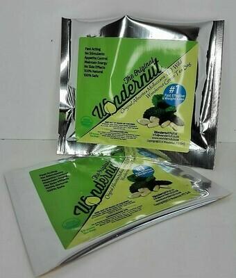 WonderNut Green Tea Bag