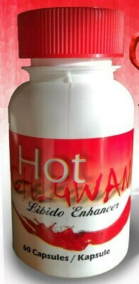 WonderNut Hot Chigwan - Libido Booster