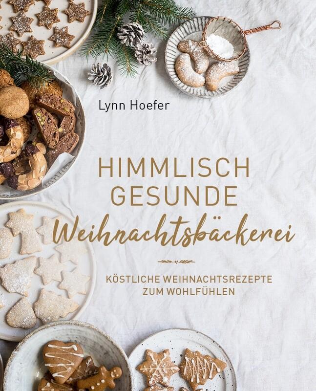 E-Book: Himmlisch gesunde  Weihnachtsbäckerei