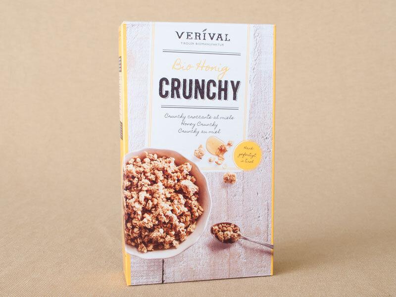 Verival, Honey Crunchy Muesli
