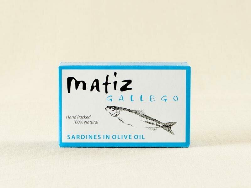 Matiz Sardines 120g