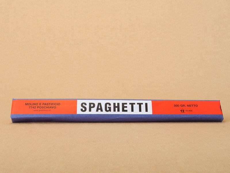 Poschiavo Spaghetti 500gr