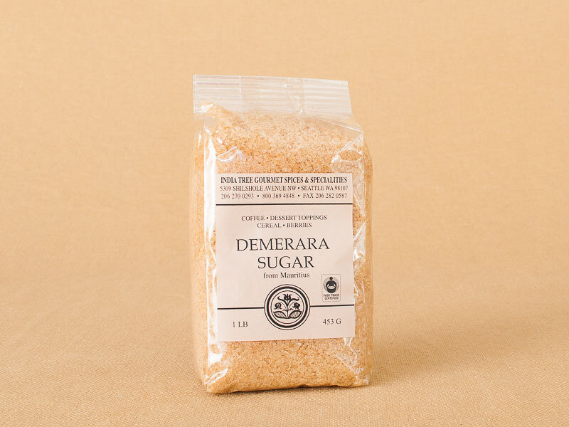 India Tree Demerara Sugar