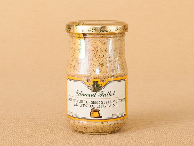 Fallot Mustard Burgundy 7.4oz