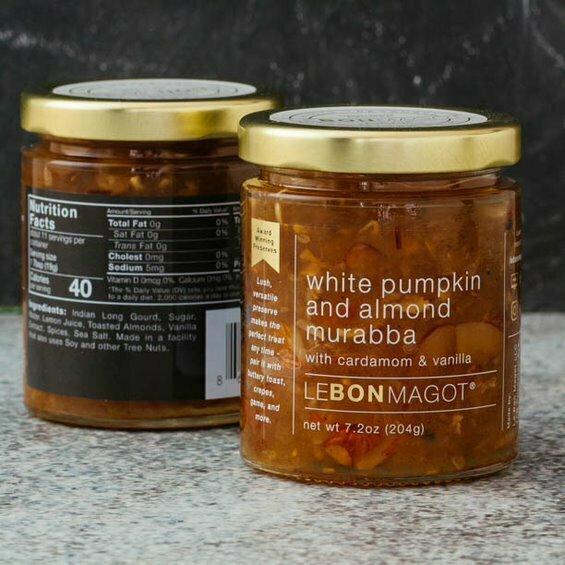Le Bon Magot Pumpkin & Almond 7oz