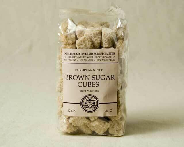 India Tree Brown Sugar Cubes