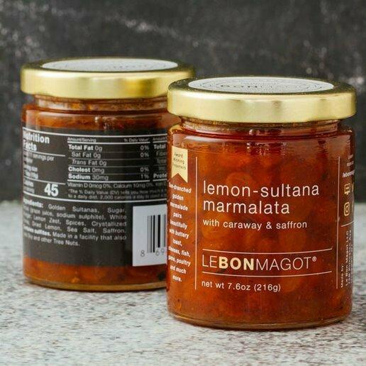Le Bon Magot Lemon Sultana 7oz