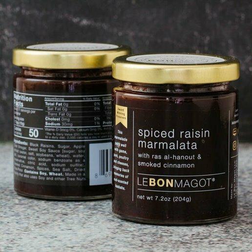 Le Bon Magot Spiced Raisin 7oz