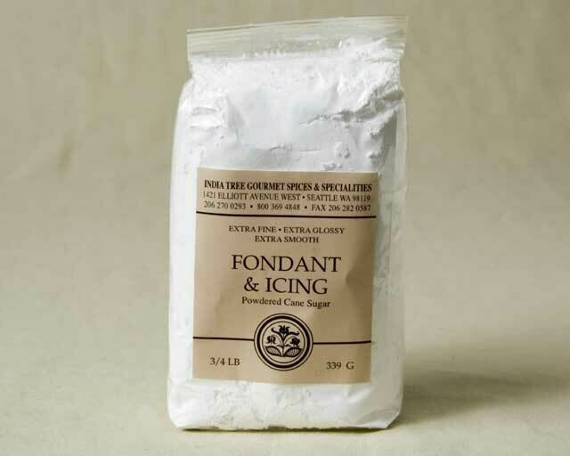 India Tree Fond & Icing Sugar