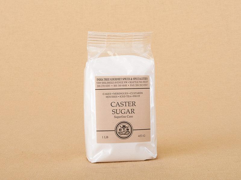 India Tree Caster Sugar