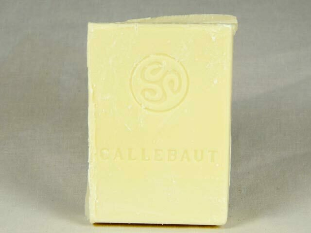 Callebaut Chocolate White 26% - 1/2 Pound