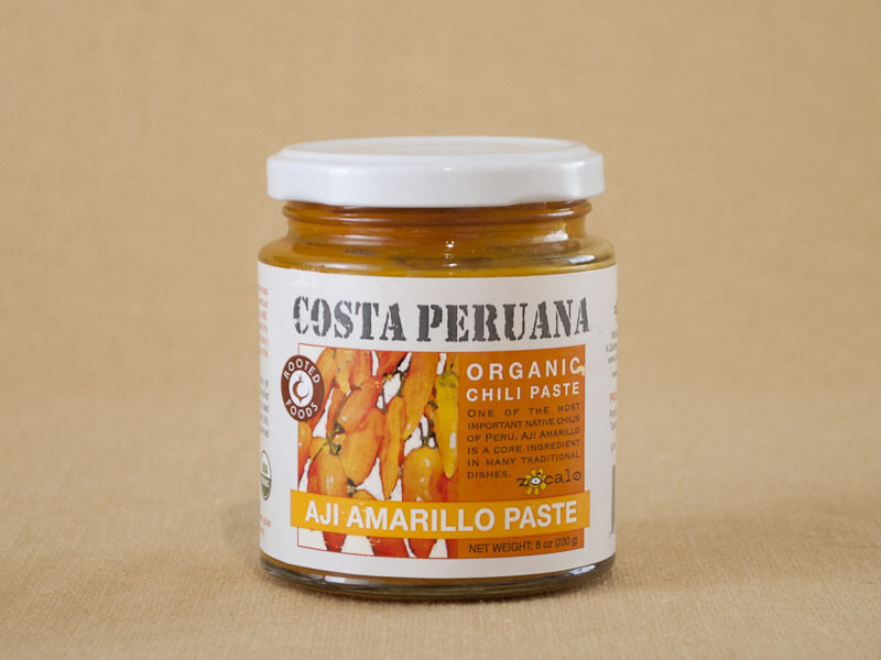 Zocalo Amarillo Chili Paste