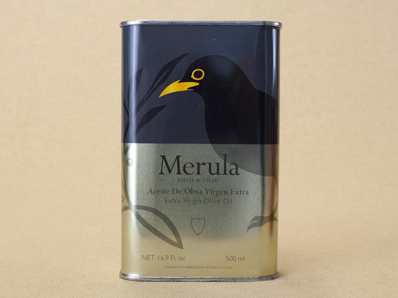 Merula Olive Oil 500ml