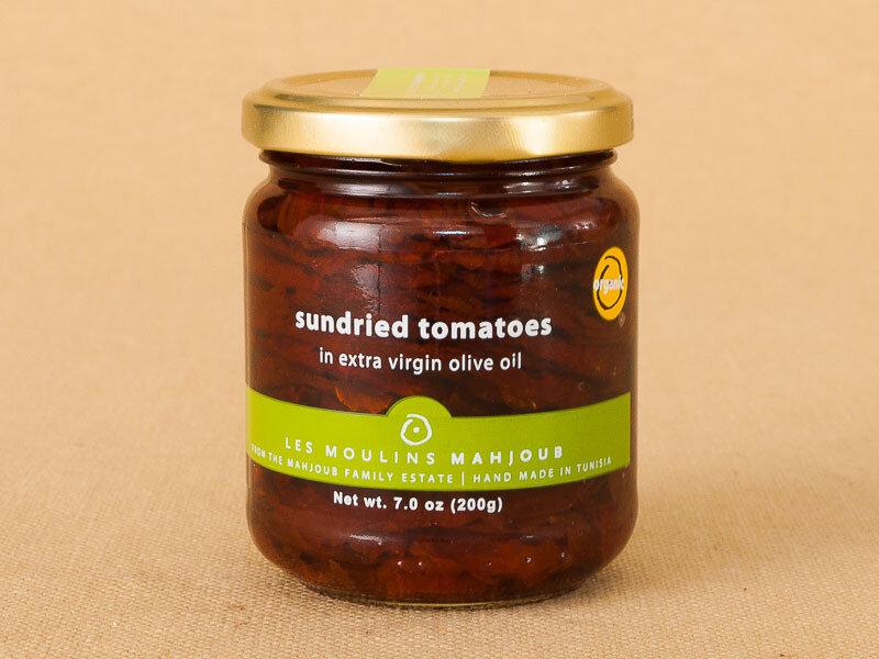 Mahjoub, Sun Dried Tomatoes