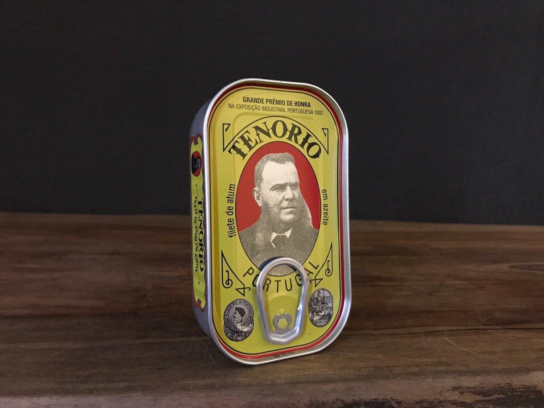 Tenorio Tuna Olive Oil120g