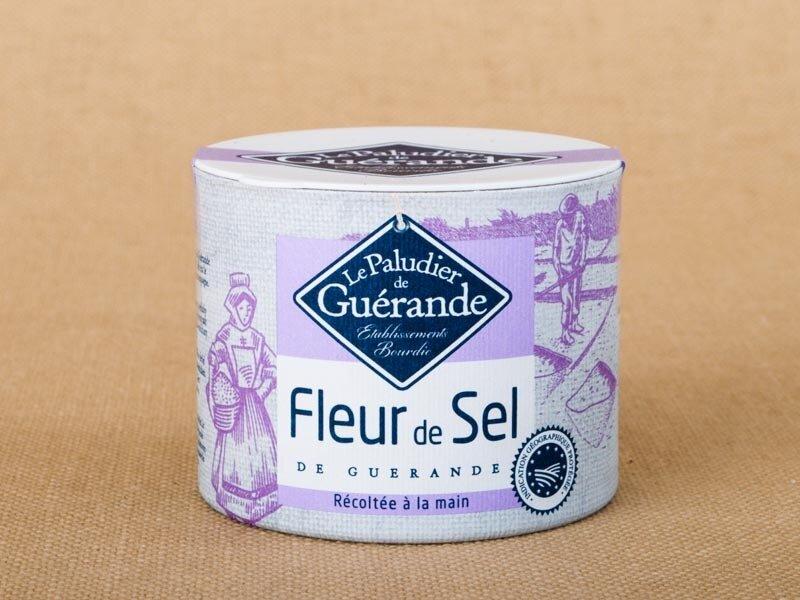 Salt, Fleur Sel Guerande 125g