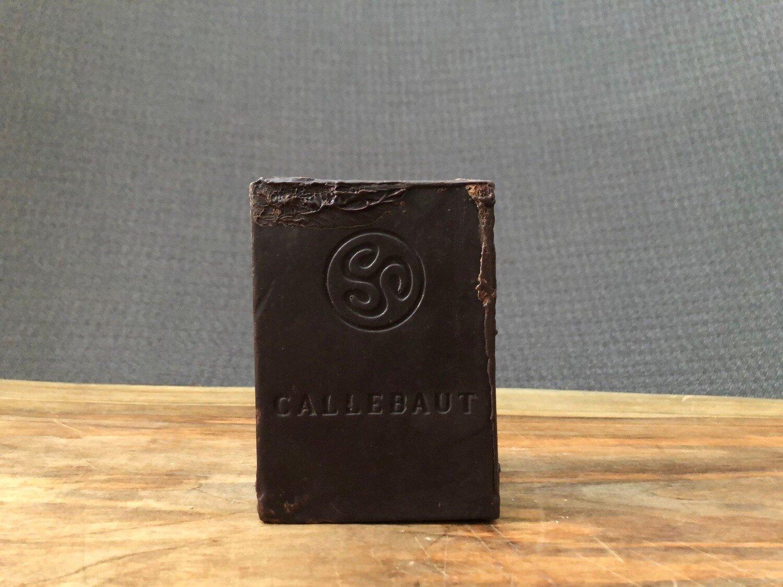 Callebaut Chocolate Unsweetened 100% - 1/2 Pound