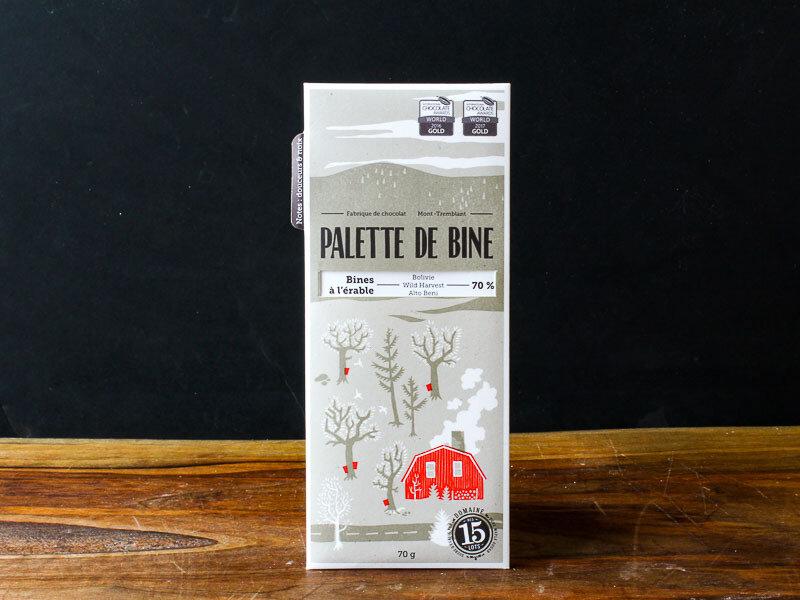 Palette Wild Bolivia Maple 70%