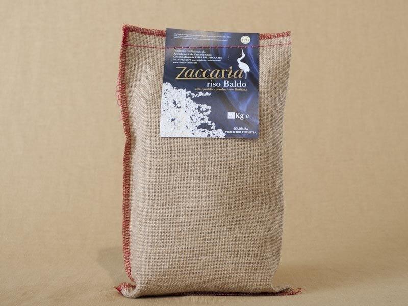 Zaccaria, Baldo Rice 1kg