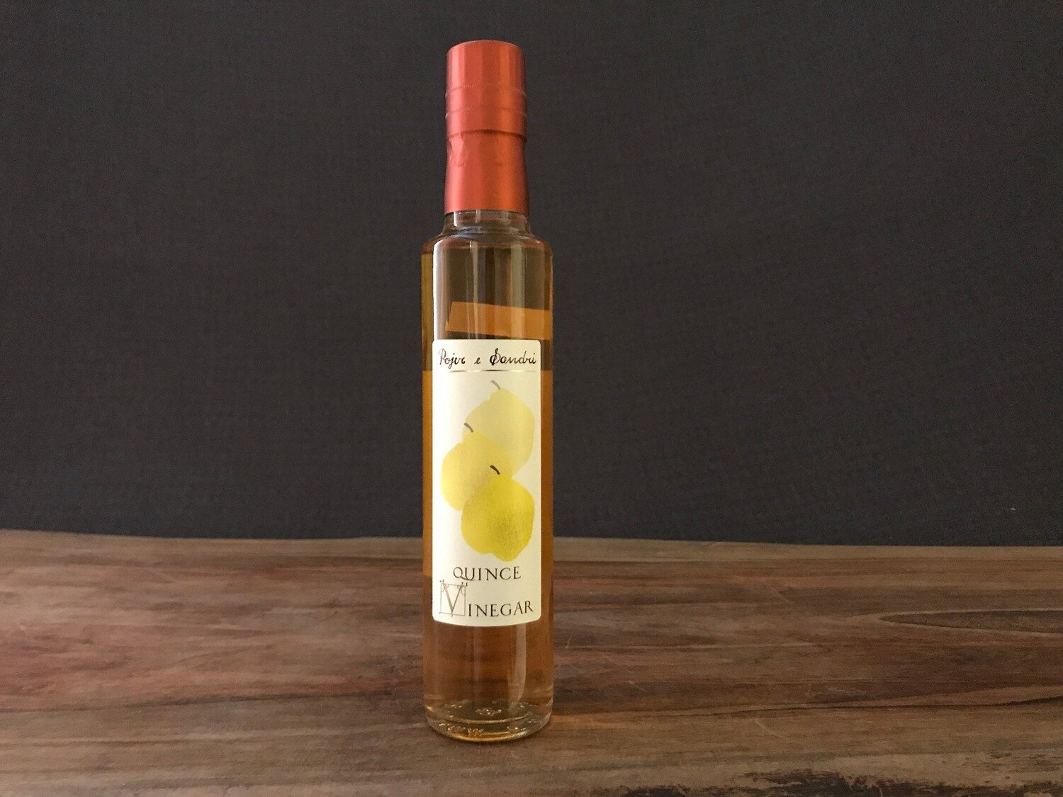 Pojer Quince Vinegar 250mL