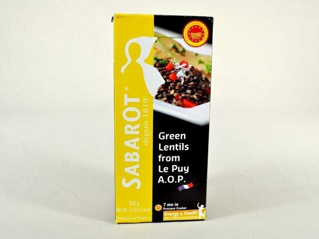 Sabarot Lentil Puy 500g