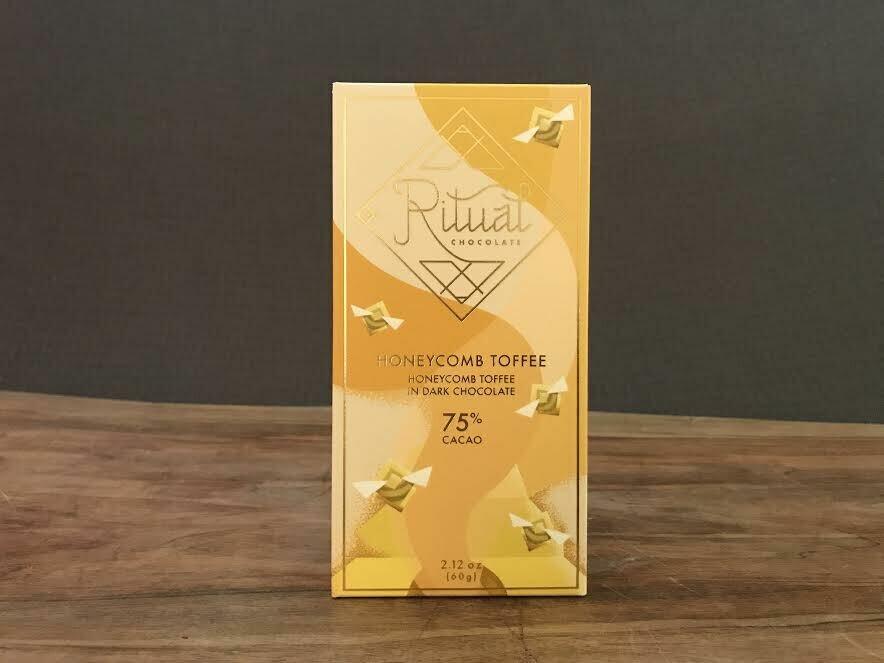 Ritual ChocolateHoneycomb Toffee