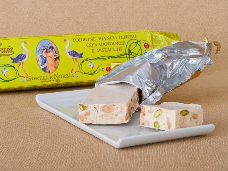 Sorelle Nurzia Soft w/Almond & Pistachio 200g