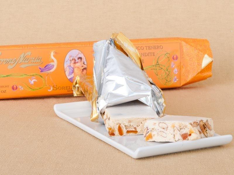 Sorelle Nurzia Soft Almond & Orange 200g