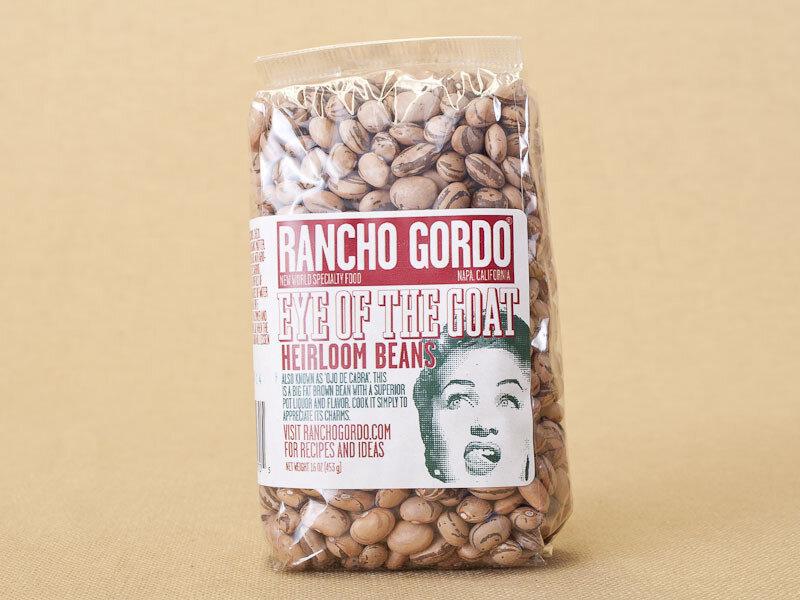 Rancho Gordo Ojo di Cabra Beans