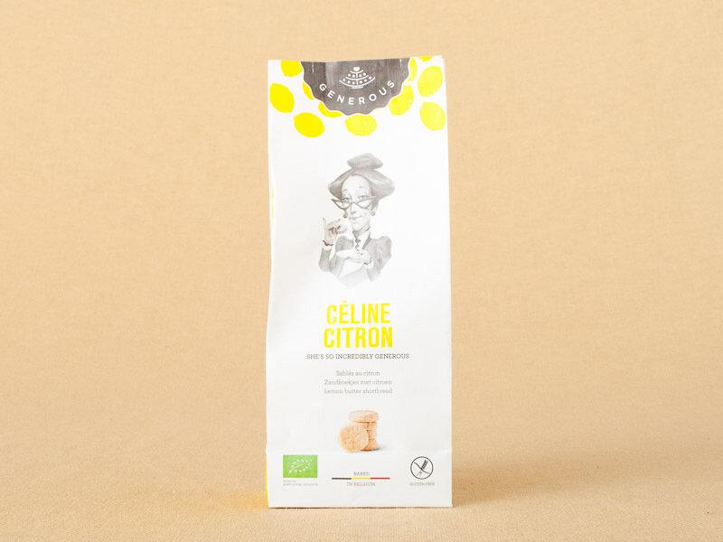 Generous Celine Citron