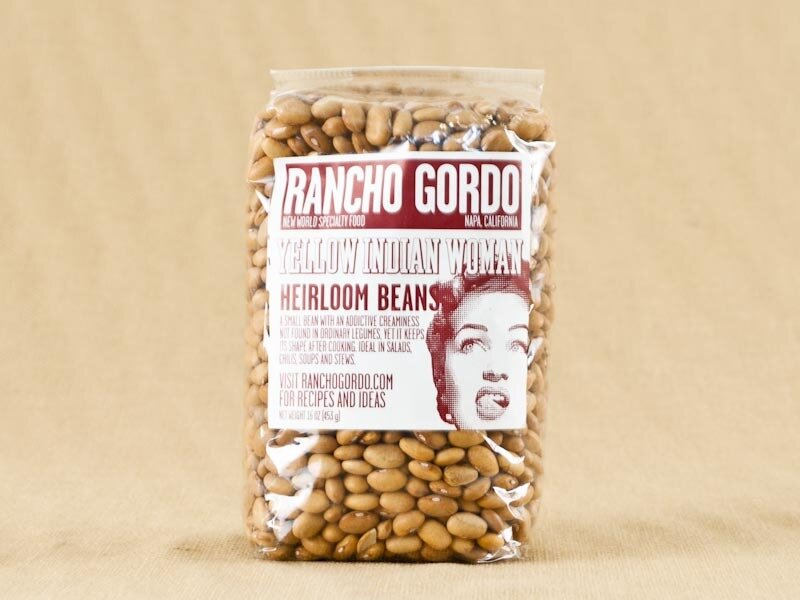 Rancho Gordo Yellow Indian 16oz