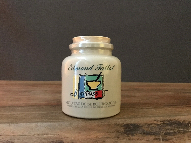 Fallot Mustard Burgundy 250g