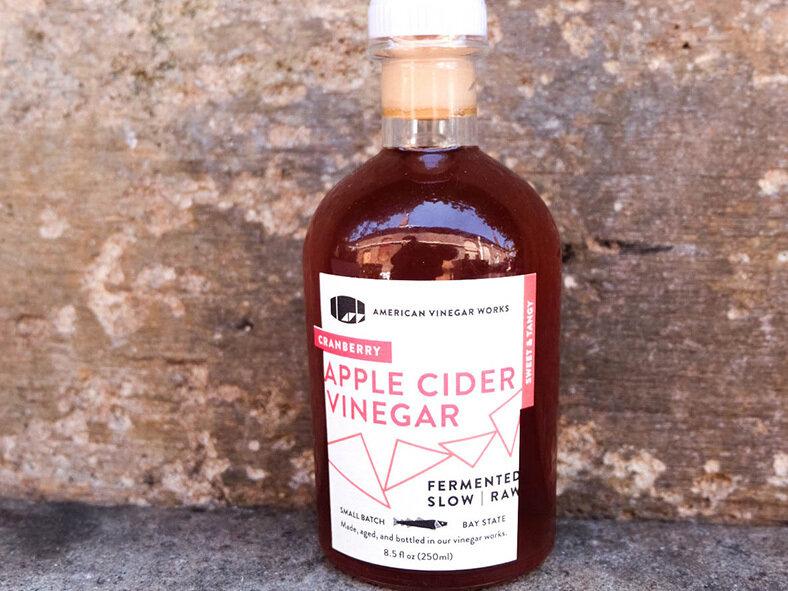 American Vinegar Cran Cider