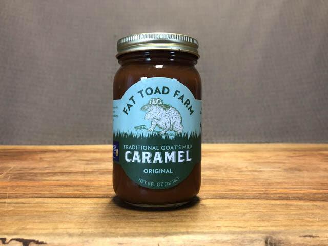 Fat Toad Original Caramel 8oz