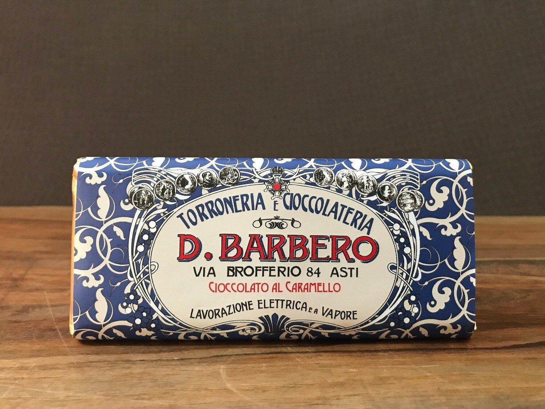 Barbero Cioccolato Caramel Bar