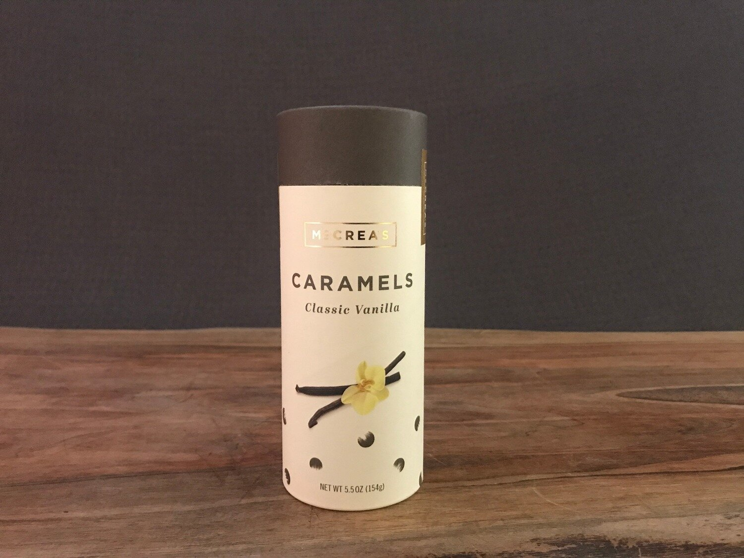 McCreas Caramels Vanilla 5.5oz
