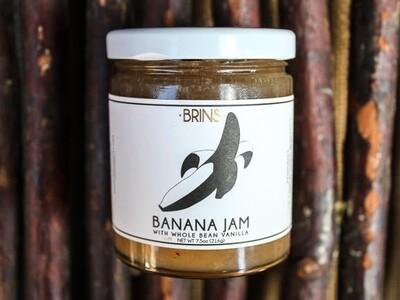 Brins Banana Jam 7.5oz