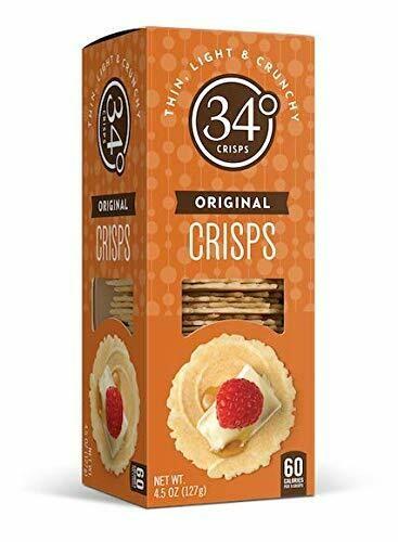 34 Degrees Original Crisps