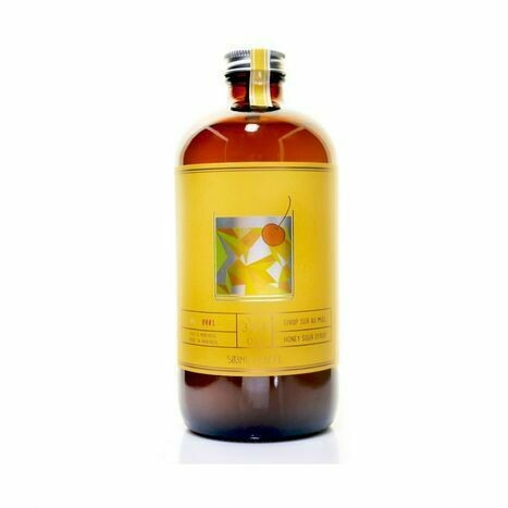 3/4 Oz Honey Sour Syrup 503ml