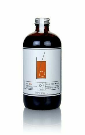 3/4 Oz Tonic Syrup 503ml