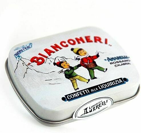 Amarelli Licorice Bianconeri 20g