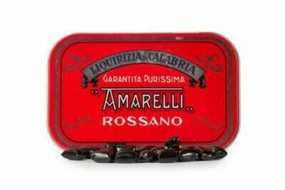 Amarelli Licorice Rossano 40g