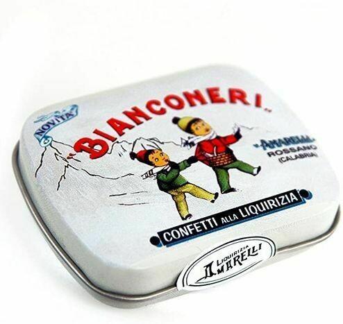 Amarelli Licorice Bianconeri 50g