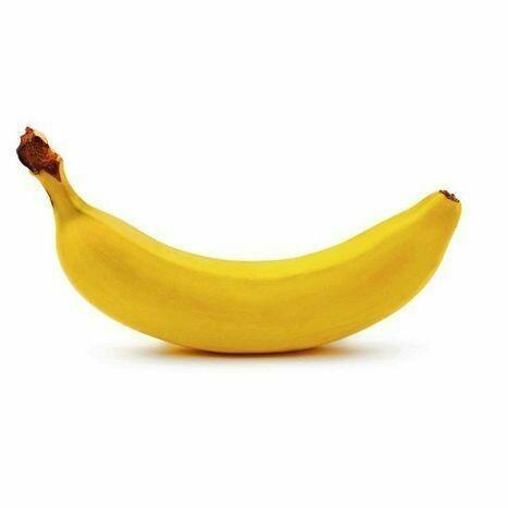 Banana  - 1/2 Pound