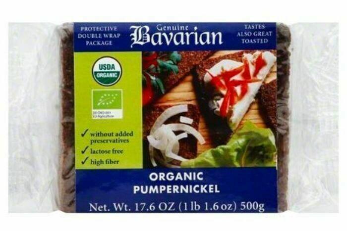 Bavarian Breads - Pump