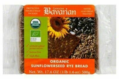 Bavarian Bread Sunseed